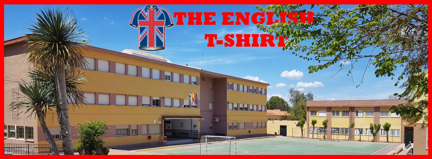The English T-shirt