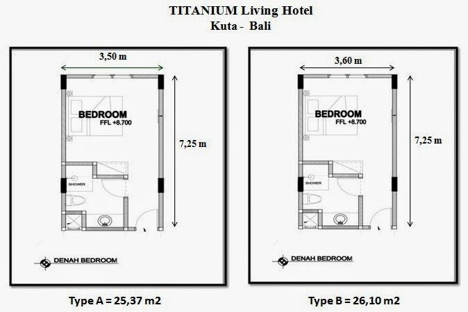 layout-unit-titanium-living-hotel-kuta-bali