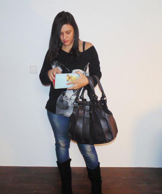 blog moda, carlino, pug, cartera, miss sixty, bolso, lila, tendencia, c