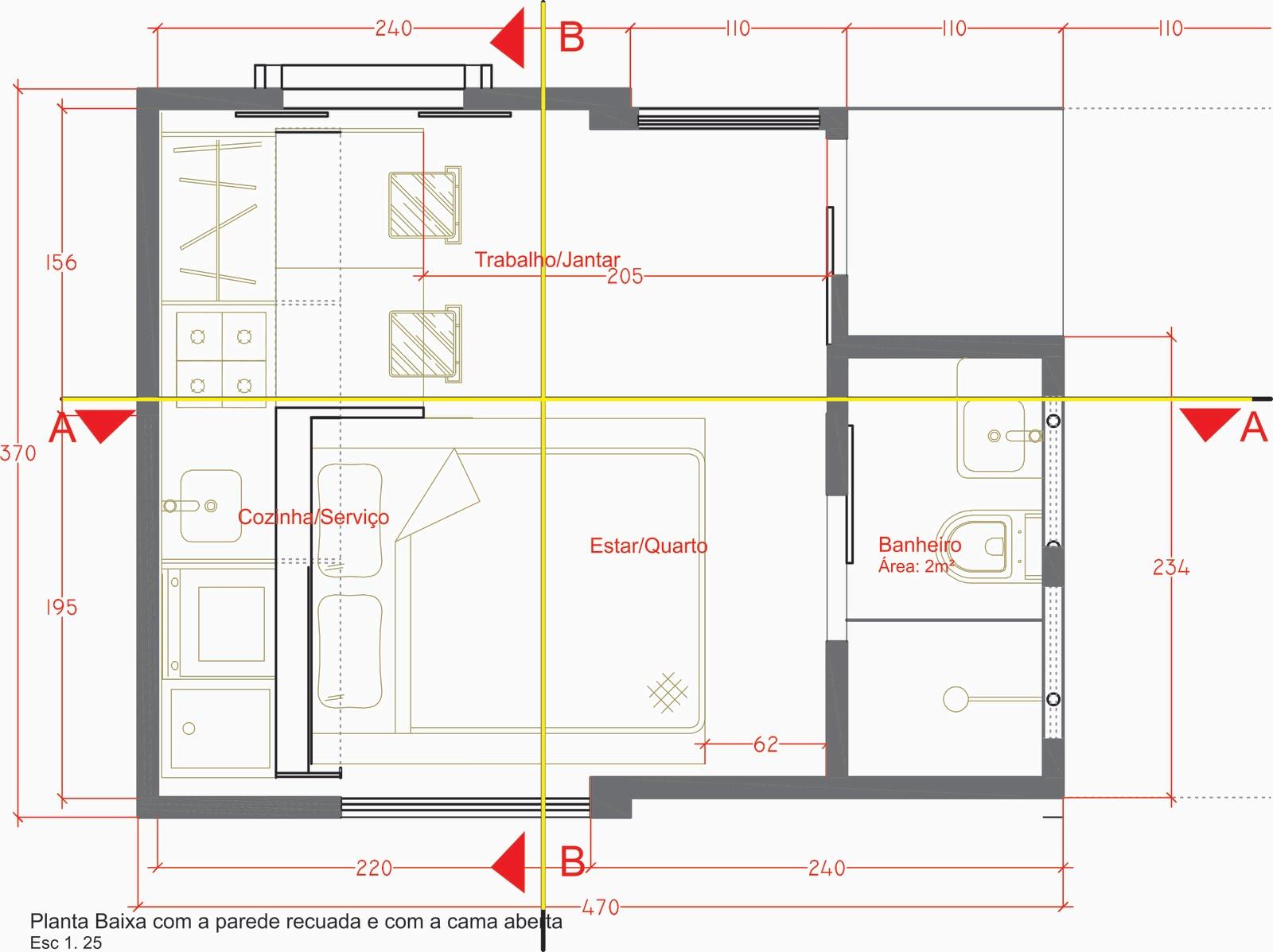 Habitação mínima de habitação sustentável (UMHS) #B81318 1600 1197