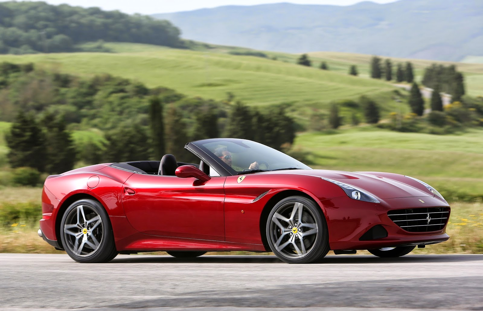 Ferrari California T 2015