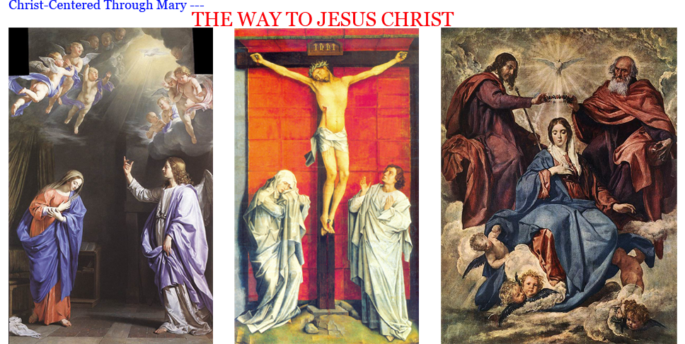 The Way to Jesus Christ