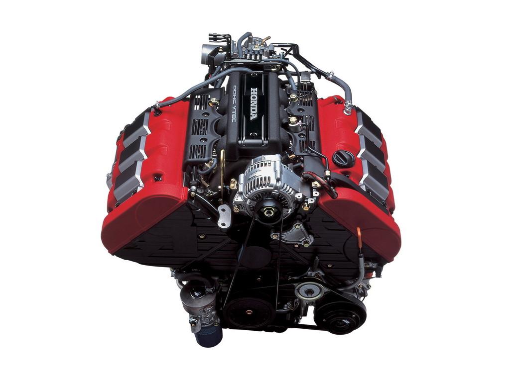 Honda NSX japoński supercar sportowy samochód kultowy silnik centralnie V6 RWD C30A