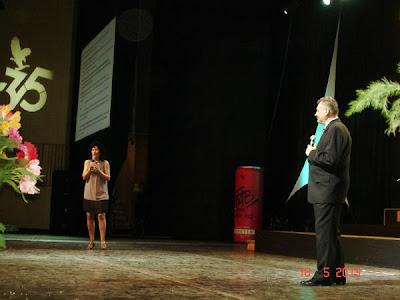Violeta Luca si Mircea Olariu