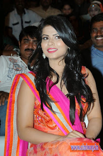 Sharmila-Mandre-at-Kevvu-Keka-Audio-Launch