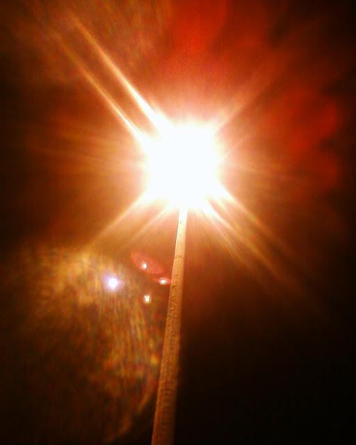 Bolhas de luz