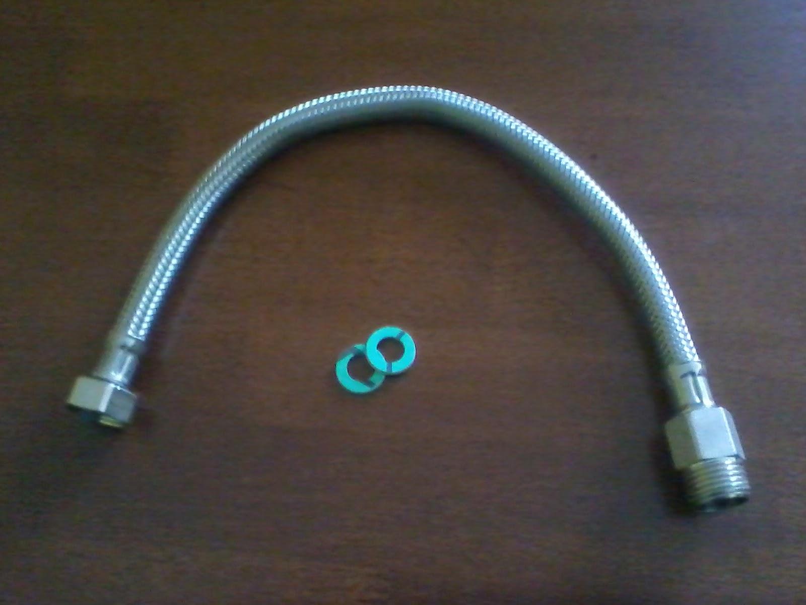 Sostituire I Rubinetti Del Bagno : Lo posso fare come sostituire il tubo flessibile del rubinetto