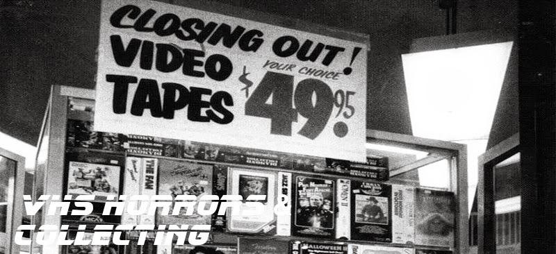 VHS Horrors