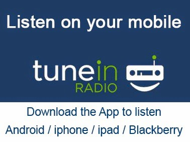 Listen to Black Sky Radio on your phone