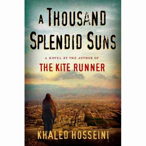 imagery in a thousand splendid suns