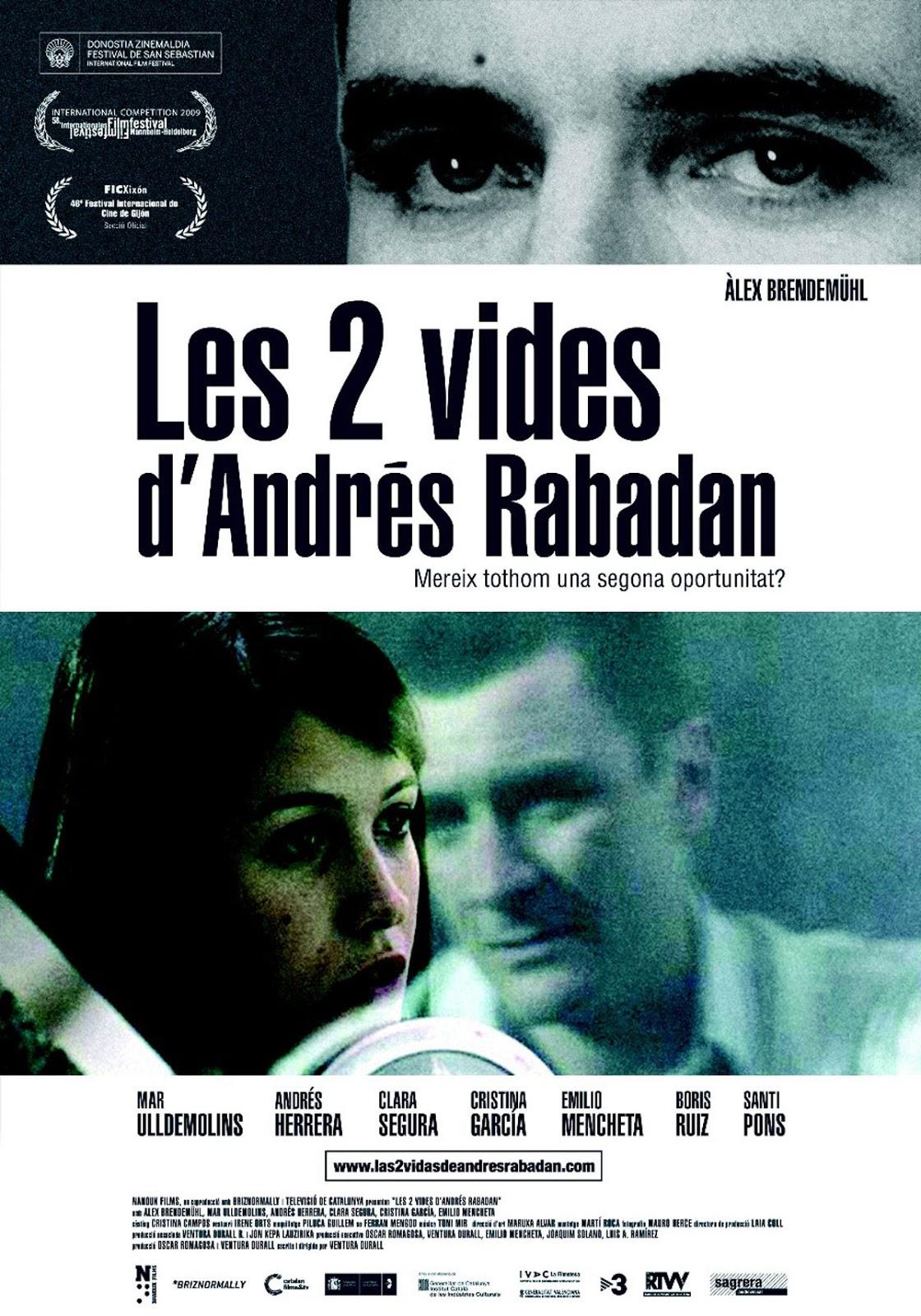 http://descubrepelis.blogspot.com/2012/02/les-2-vides-dandres-rabadan-las-2-vidas.html