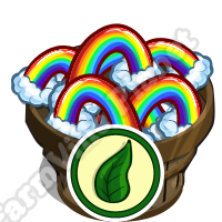 FarmVille Organic Rainbow