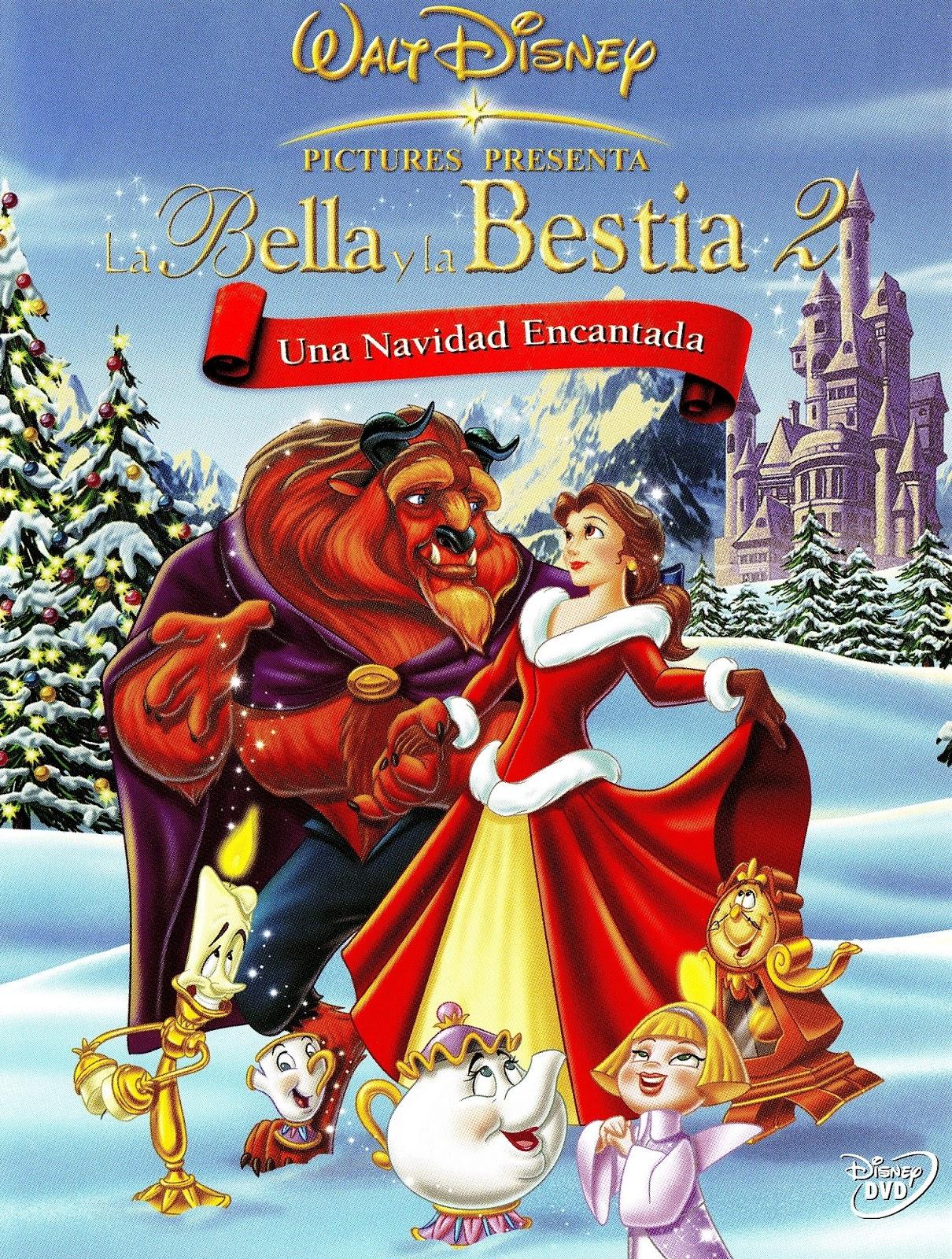 La Bella y la Bestia 2: Una Navidad Encantada