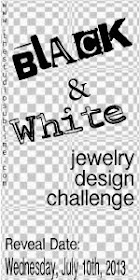 Black and White Jewelry Design Challenge