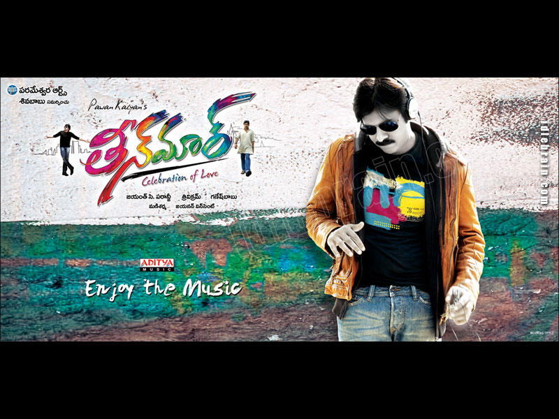 Teen maar movie review | pawan theen maar movie review and rating | teen ...