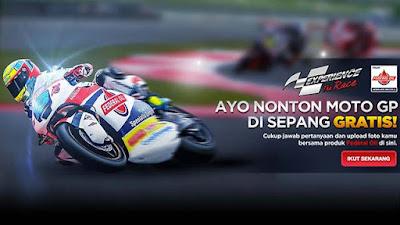 Federal Oil Ajak Feders Nonton MotoGP Sepang, Gratis !!!