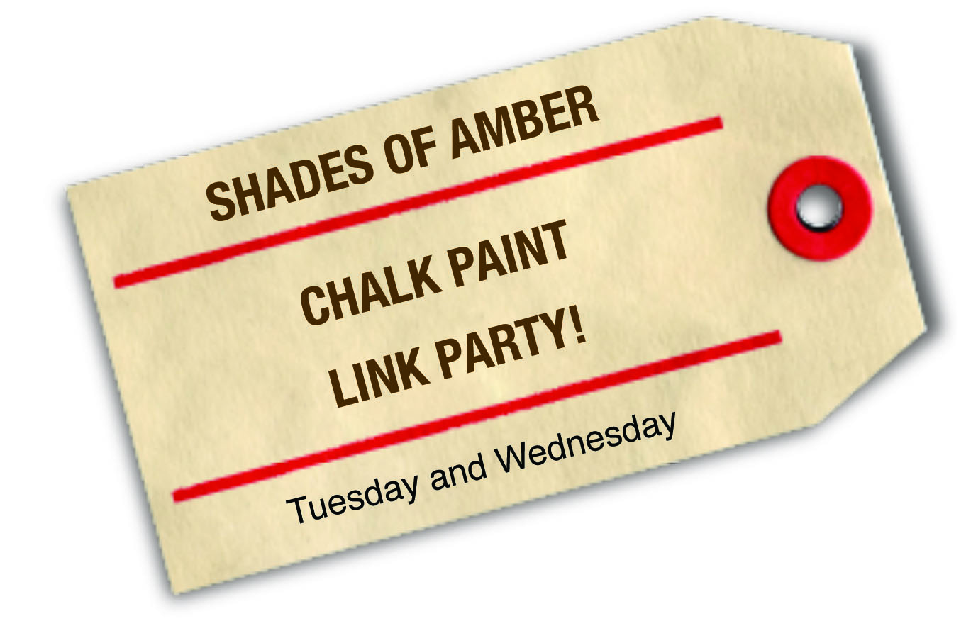 Shades Of Amber Annie Sloan Chalk Paint Link Party