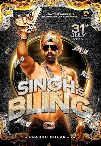 Singh Is Bling (2015) hindi Mp3 songs free download, Singh Is Bling Movie songs download