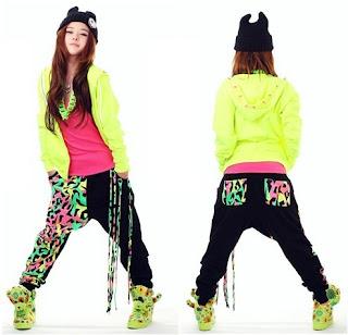 ropa hip hop