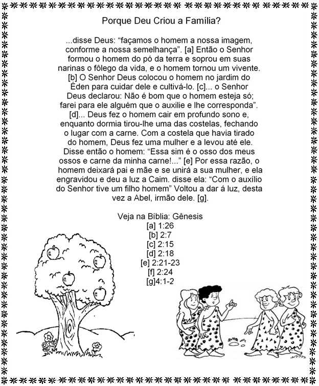 Muitas vezes Blog Educacional (Profª. Jezaine): Ensino Religioso (1º e 2º Ano) TZ01