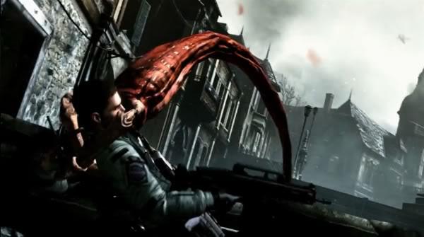 Resident Evil 6 HD Wallpaper