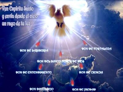 Imagenes Del Poder Del Espiritu Santo Espíritu Santo Para Poder