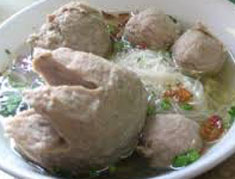 Resep masakan khas indonesia bakso urat sapi spesial (istimewa) praktis mudah sedap, nikmat, enak, gurih lezat