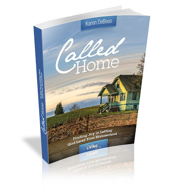Called Home by Karen DeBeus