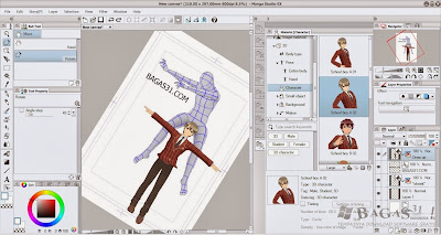 Manga Studio Ex 5.0.2 Full Keygen