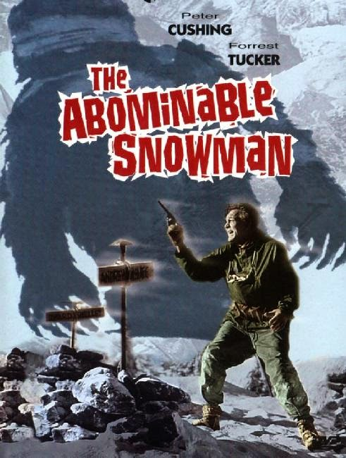 O Abominável Homem das Neves / The Abominable Snowman Of The Himalayas (1957)