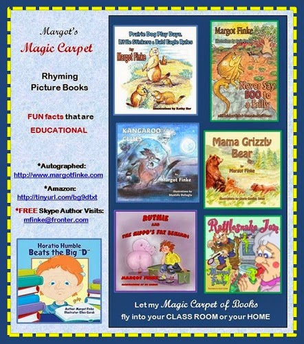 A MAGIC CARPET OF PICTURE BOOKS