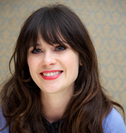 Zooey Deschanel Young Zooey claire deschanel(born