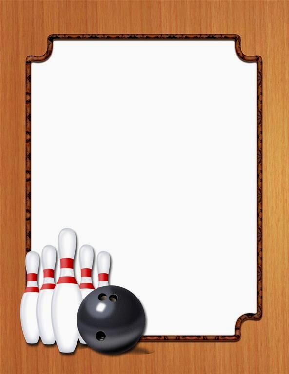 bowling frame