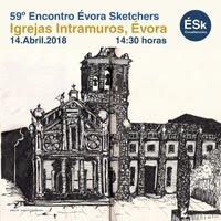 59º Encontro ÉSk - Igrejas Intramuros de Évora