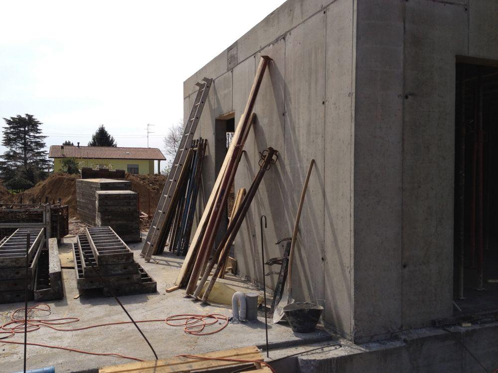 Nuovo nido ancora garage e colonne d 39 ingresso - Ingresso garage ...