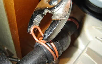 Reparando electrodoméstico