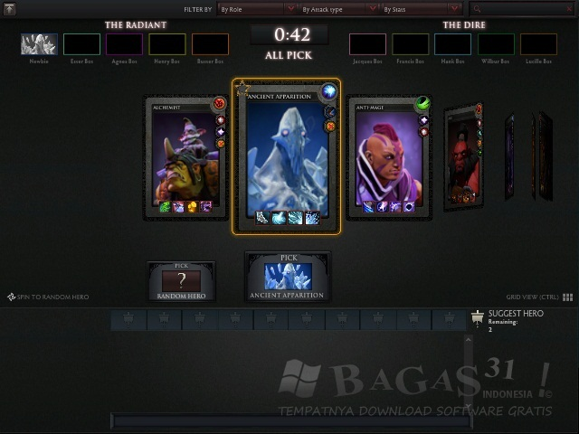 Download Game Dota 2 Offline Terbaru 2015