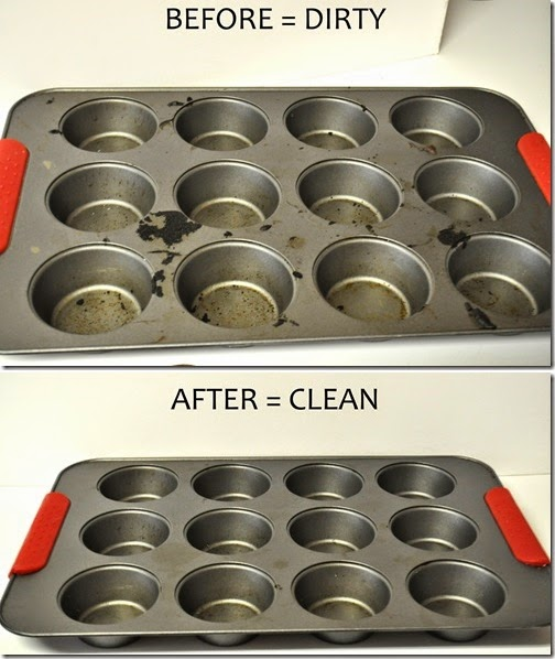 Guide For Easily Cleaning Cupcake Pans