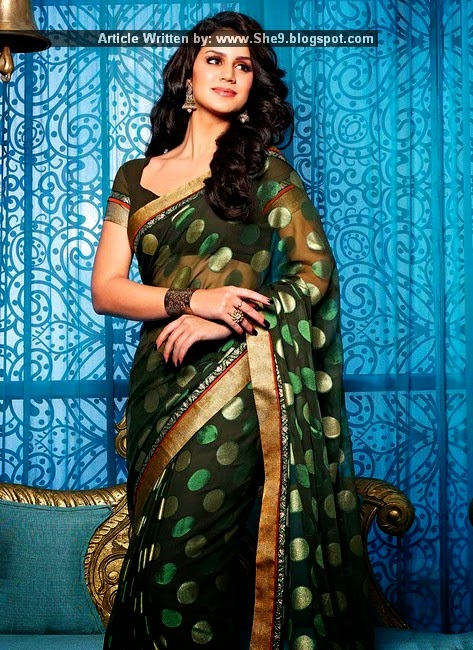 Indian Silk Sarees Collection 2015-2016