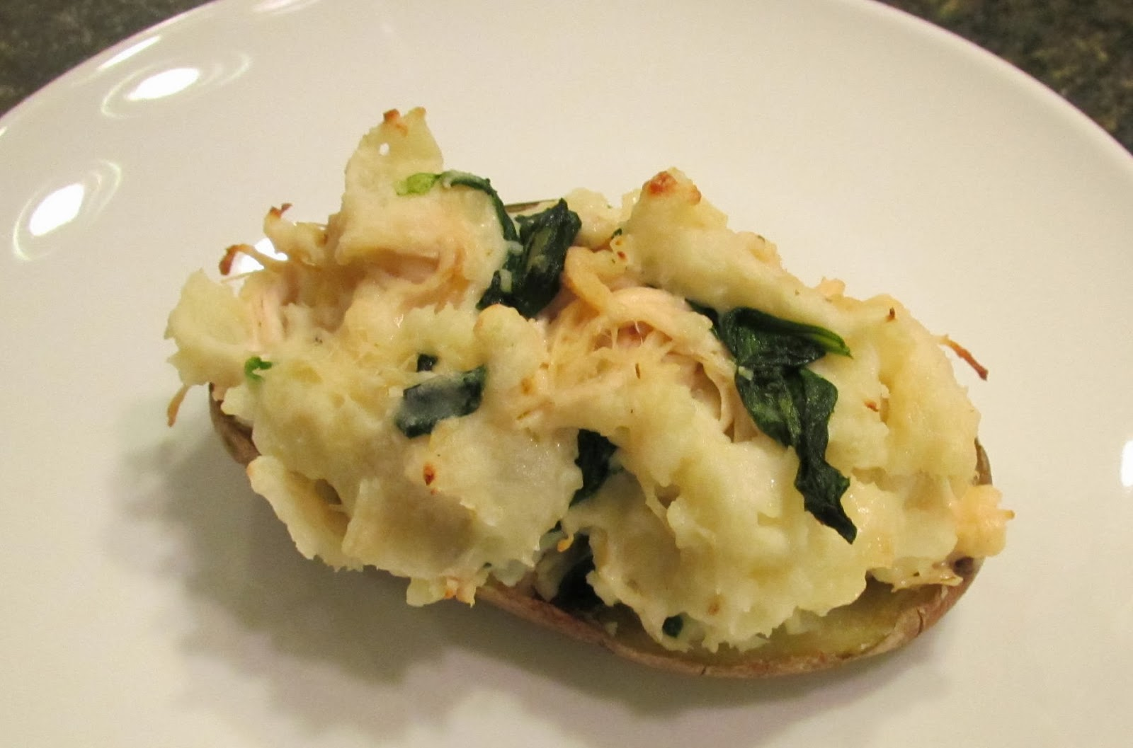 Gluten-Free Ravioli With A Potato-Spinach Filling Recipes — Dishmaps