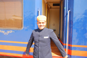 Royal Rajasthan on Wheels Luxury Train