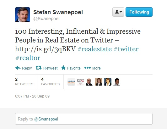 David Pylyp   Most Influential Agents on Twitter