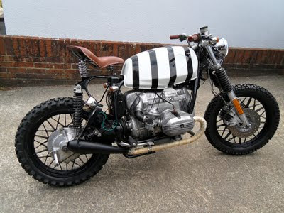 About Motorcycle  BMW R65 Hooligan  Bobber