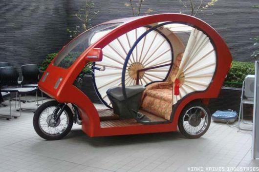 Japanese Auto Rickshaw