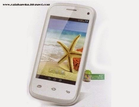 Harga Advan Vandroid S3 Terbaru, Pesaing HP Android Lexus L73