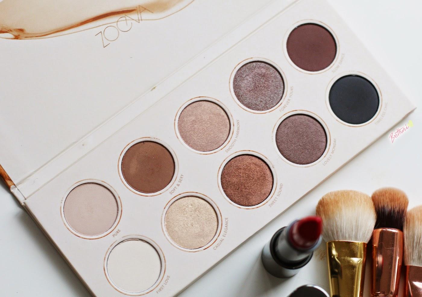 Zoeva Naturally Yours Eyeshadow Palette