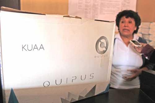 Directores que no instruyan el uso de Kuaa serán sancionados