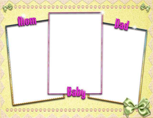 marco para fotos familiares gratis