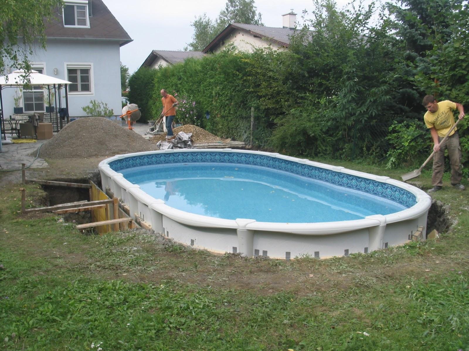 pool betonieren pool selber bauen schalsteine pool selber betonieren schwimmbecken mit. Black Bedroom Furniture Sets. Home Design Ideas