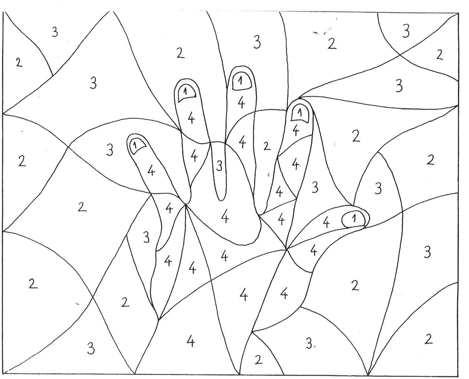 Hermosa Número 9 Hoja Para Colorear Molde - Enmarcado Para Colorear ...
